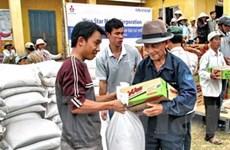 Nhà nước hỗ trợ vùng lũ 220 tỷ đồng, 7.000 tấn gạo