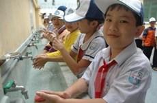 Hưởng ứng ngày thế giới rửa tay với xà phòng