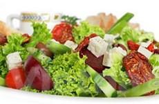 Salad - món ngon, rẻ và có lợi cho sức khỏe