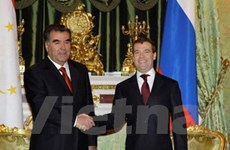 Nga và Tajikistan tăng cường quan hệ liên minh