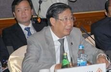 """""""Chú trọng mục tiêu xây dựng Cộng đồng ASEAN"""""""