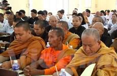 Chức sắc tôn giáo học tập gương đạo đức Hồ Chí Minh