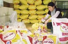Trên 400 gian hàng đăng ký dự Festival lúa gạo