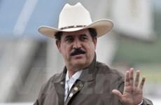 Tổng thống bị lật đổ Honduras được phục chức