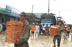 Giúp người dân ổn định đời sống sau cơn bão số 11