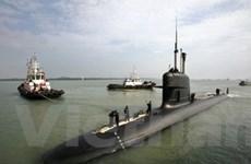 Nghị sĩ đòi lên tàu ngầm đầu tiên của Malaysia