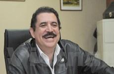 Honduras hoãn phục chức cho tổng thống Zelaya