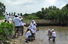 Kiên Giang: Góp sức dân chống biến đổi khí hậu