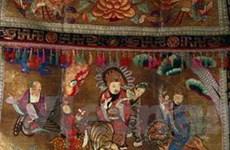 Lần đầu triển lãm tranh thêu niên đại hơn 100 năm