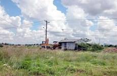 Hỗ trợ các gia đình bị thu hồi đất ở Dung Quất