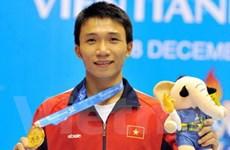 Việt Nam dẫn đầu trong bảng tổng sắp huy chương