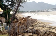 Việt Nam ảnh hưởng nặng của biến đổi khí hậu