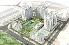 Gần 700 tỷ đồng xây dựng khu nhà ở Green House