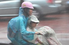 Miền Bắc lại đón rét đậm, rét hại và mưa phùn