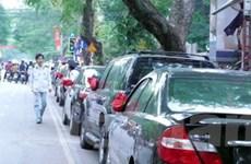 Quy hoạch điểm đỗ xe ở Hà Nội: Bài toán hóc búa