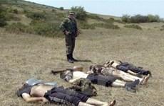 Nga tiêu diệt hai thủ lĩnh phiến quân Hồi giáo