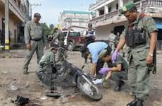 Xảy ra đánh bom liên tiếp ở miền Nam Thái Lan