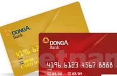DongA Bank phát hành thêm nhiều thẻ tiện ích