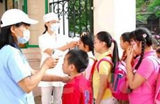 Xuất hiện ổ dịch H1N1 mới tại một trường học