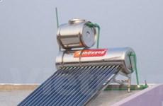 Hỗ trợ mua bình nước nóng năng lượng Mặt Trời