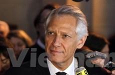 Cựu Thủ tướng Villepin trắng án vụ Clearstream