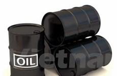 Giá dầu thô tiếp tục giảm trên thị trường châu Á