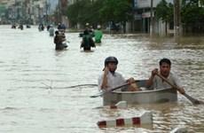 Châu Á-TBD tăng cường hợp tác phòng thiên tai
