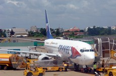PJF chính thức cung ứng xăng dầu hàng không