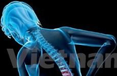Thiết bị dùng sóng siêu âm kiểm tra loãng xương