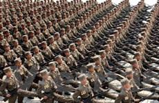 Triều Tiên kêu gọi cả nước sẵn sàng chiến tranh