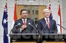 Australia-Indonesia nâng tầm quan hệ chiến lược