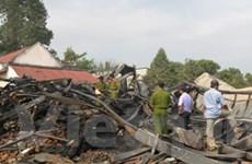 Lập hồ sơ khởi tố vụ cháy làm 7 người thiệt mạng