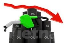 Giá dầu thô tiếp đà giảm trên thị trường châu Á