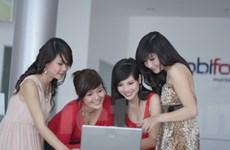 Gần 6 triệu thuê bao dùng dịch vụ Mobifone 3G