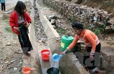 80% trường hợp bệnh tật ở VN do nước ô nhiễm