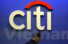 Chính phủ Mỹ bán cổ phần ở tập đoàn Citigroup