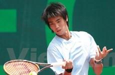 26 tay vợt tranh tài tại giải toàn quốc mở rộng