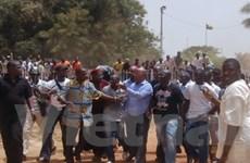 Tình hình tại Guinea-Bissau đã được kiểm soát