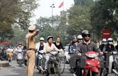 Tăng mức phạt vi phạm giao thông đường bộ
