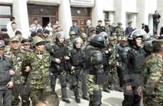 Tổng thống Kyrgyzstan ban bố tình trạng khẩn cấp