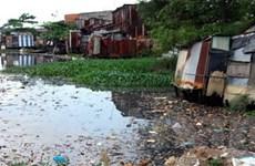 """Vĩnh Phúc: Sông Phan đang """"chết"""" do nước thải"""