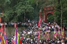 Phú Thọ sẵn sàng cho Lễ hội giỗ Tổ Hùng Vương