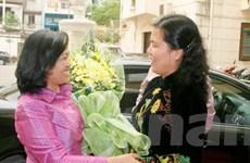 Hội phụ nữ Việt Nam và Campuchia tăng hợp tác