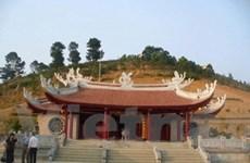 Đền Lạc Long Quân - nơi quy tụ giá trị tâm linh