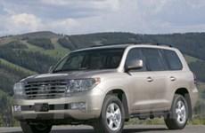 Toyota sẽ thử tất các mẫu SUV về rủi ro an toàn