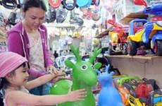 Hiểm họa khôn lường ẩn giấu trong đồ chơi trẻ em