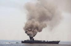 Iran thử thành công loại chiến hạm tàng hình