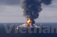 Mỹ đối mặt với sự cố tràn dầu nghiêm trọng