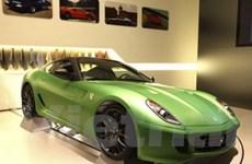 Ferrari đã sẵn sàng sản xuất dòng xe lai hybrid