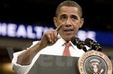Mỹ hối thúc EU mạnh tay kiềm chế khủng hoảng nợ